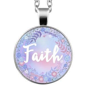 Necklace- NEW- Christian Faith